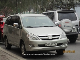 Hire car in Saigon - City tour 1 day