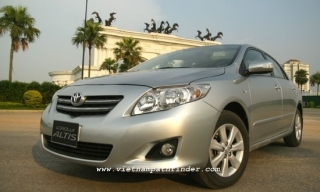 Hire car Nha Trang - Saigon / 1 way / 1day