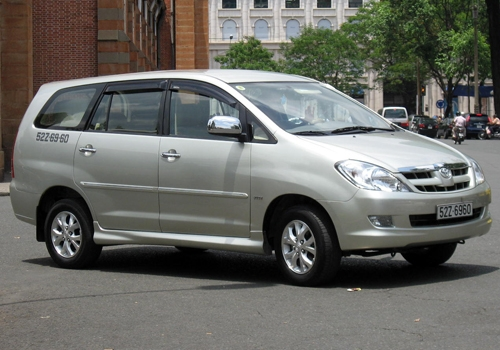 Hire Car Saigon-Vung Tau / 1way