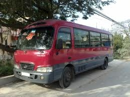 Hire Van Phnompenh to Siemreap /1way/ 1day