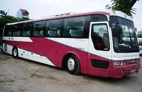 Private coach rental:  Phnompenh - Siemreap/1 way/1 day