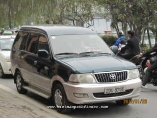Hire car Saigon - Cu Chi tunnels / 2ways