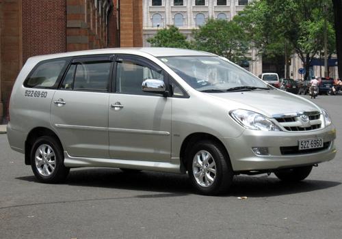 Car Rental Saigon- Dalat / 1 Day/ 1Way