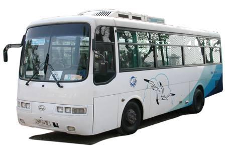 Rental a bus in Danang - Hoian /1 way
