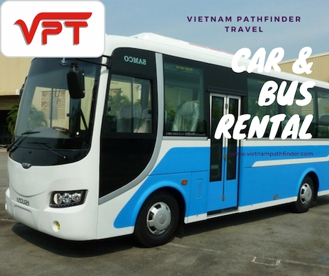 Saigon Bus Rental -City tour / 8hours