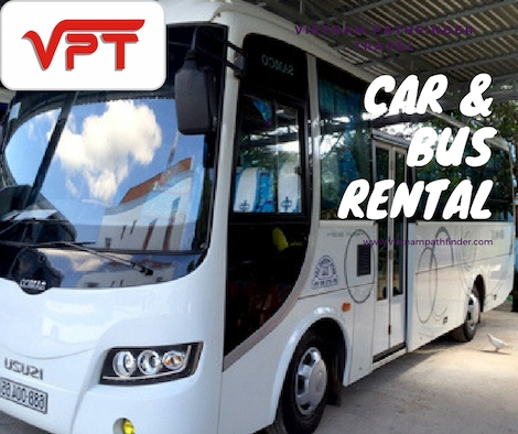 Hire Bus Saigon city | 1Day