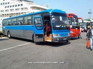 Coach rental Saigon - Cu chi Tunnels/ 2ways/1 day