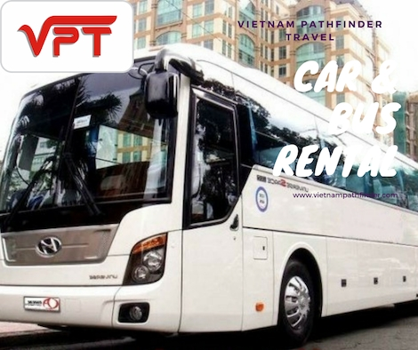 Hire Bus: Hanoi airport pick up/ 1way