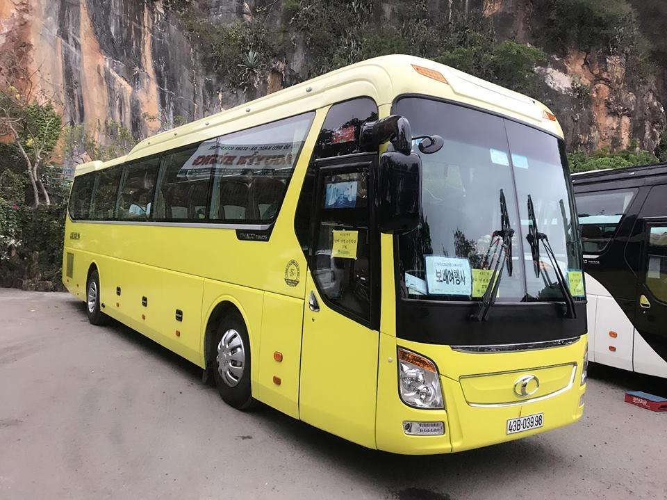 Hanoi Bus Rental - 1Day City