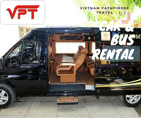 Hire Van Saigon to Dalat / 1way /1day