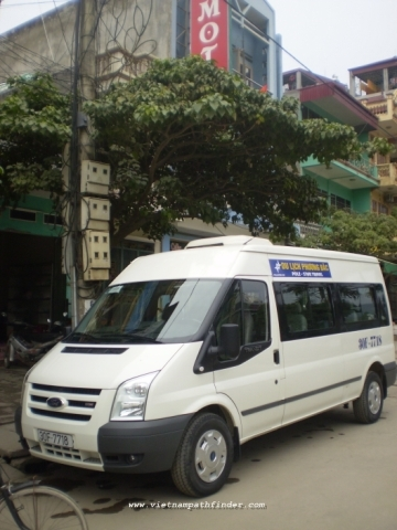 Hire Van Saigon - Dalat / 2ways / 2days