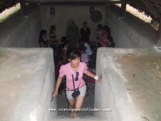 Saigon City- Cu Chi Tunnels