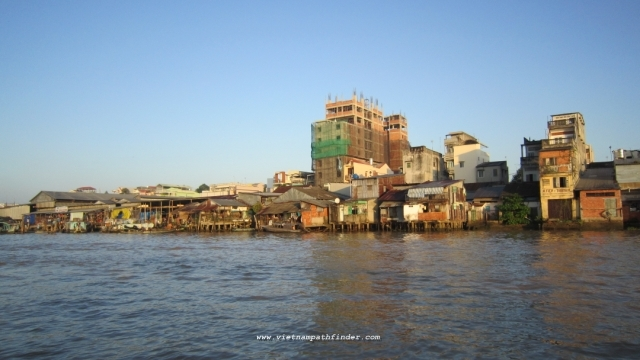 Saigon City- Cu Chi Tunnels - Mekong delta trips