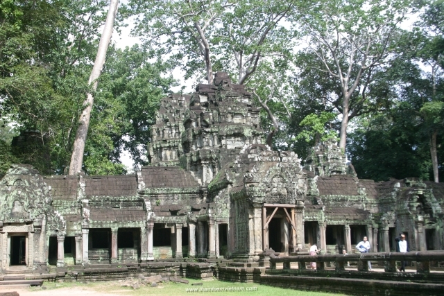 Cambodia Stop Over - Phnompenh and Siemreap