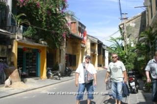 Vietnam trip: Saigon - Hoian- Hanoi -Halong aboard