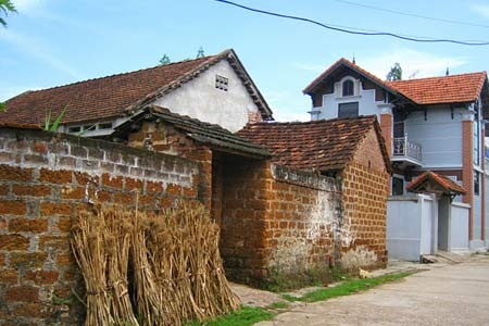 Duong Lam Ancient Village - Special Countryside Culture