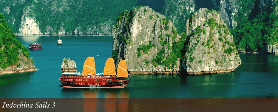 Halong Charter Boat -3Days