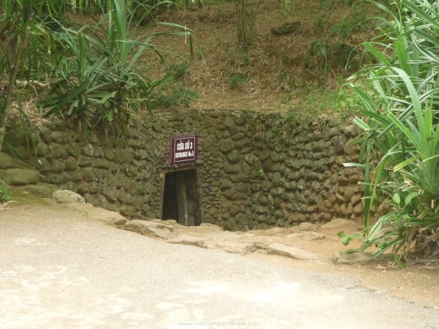 Vietnam DMZ- Tunnels in Vinh Moc- Near the DMZ