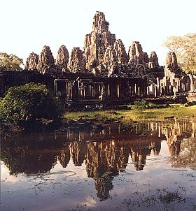 The Bayon Temple - Cambodia